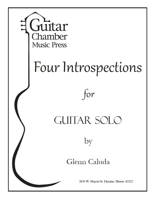 Cover of Four Introspections