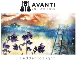 Album Cover of Avanti Guitar Trio Ladder to Light