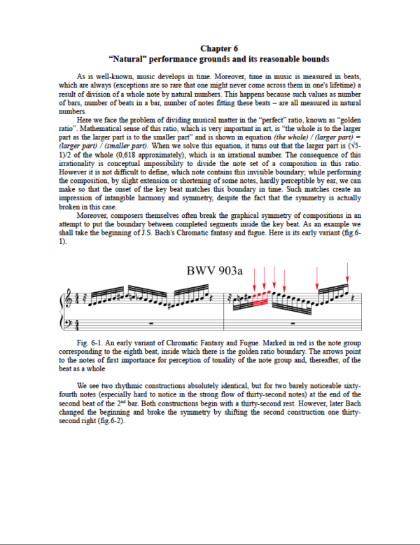 Page from Chapter 6 from Music Theory: A New Approach Introduction to Analysis of Musical Forms