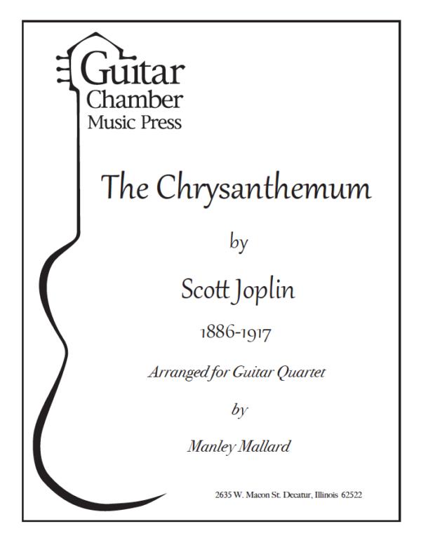 Cover of The Chrysanthemum Score
