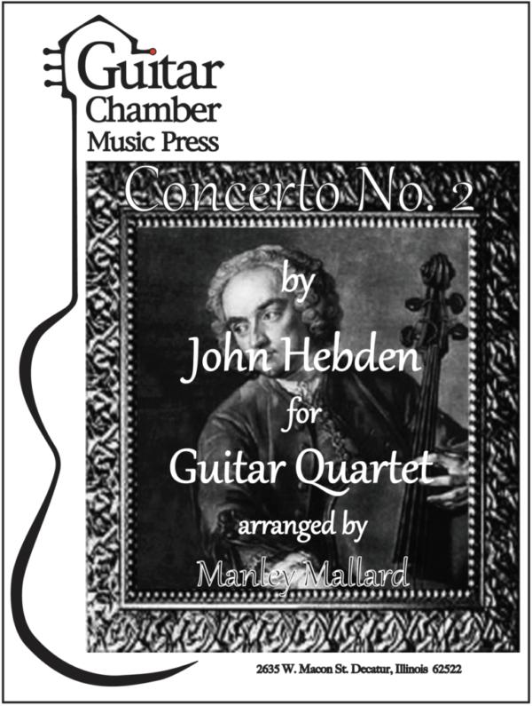 Cover of Concerto No. 2