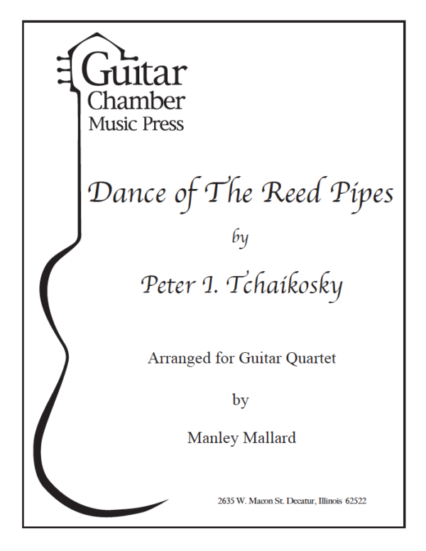 Cover of Dance of The Reed Pipes