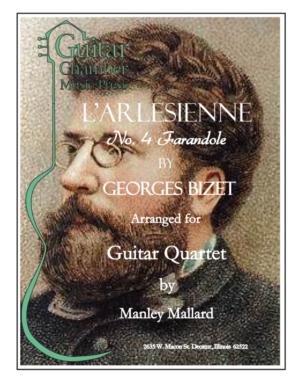 Cover of L'Arlesienne
