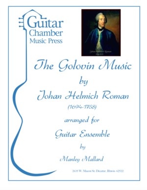 Cover of The Golovin Music