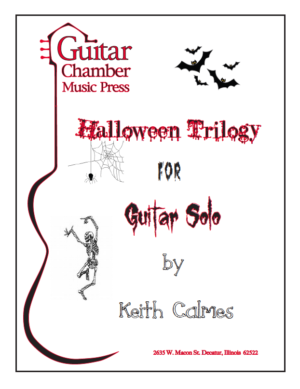 Cover of Halloween Trilogy