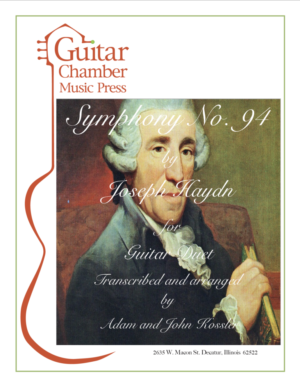 Cover of Symphony No. 94