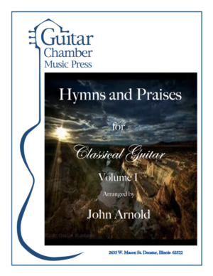 Cover of Hymns and Praises