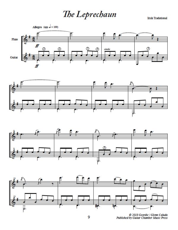 Score of The Leprechaun