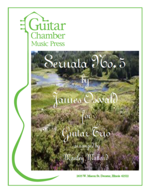 Cover of Sernata No. 5
