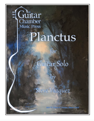 Cover of Planctus Score