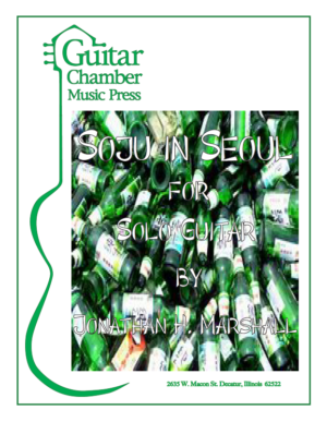 Cover of Soju in Seoul