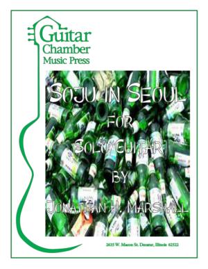 Cover of Soju in Seoul