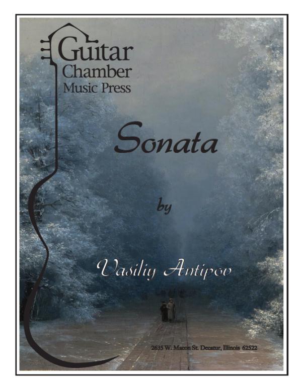 Cover of Sonata