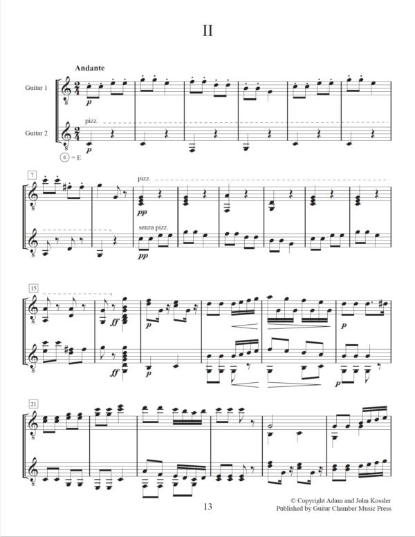 Score of Symphony No. 94 II