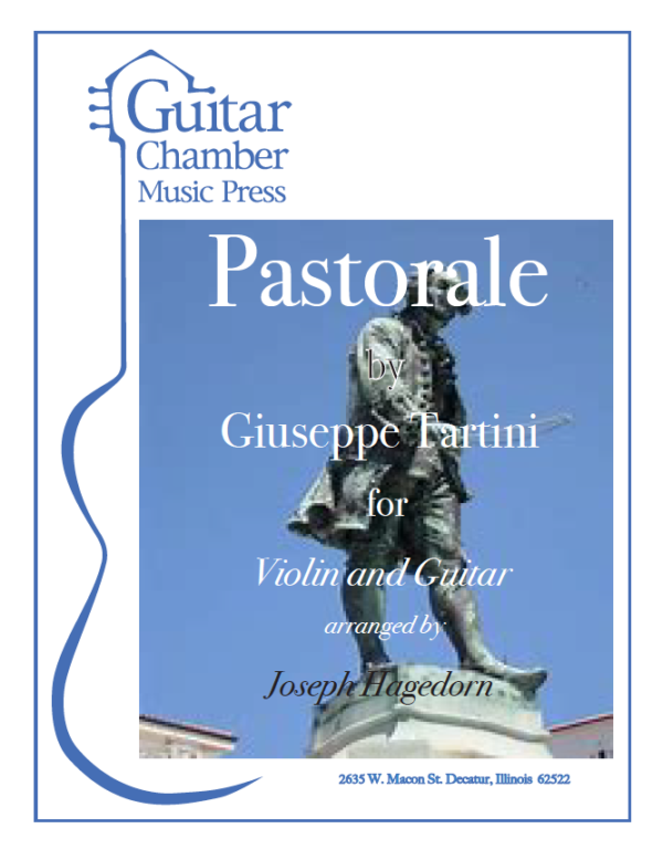 Cover of Pastorale