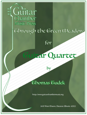 Cover of Through the Green Meadow