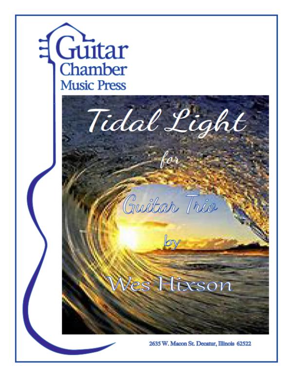 Cover of Tidal Light
