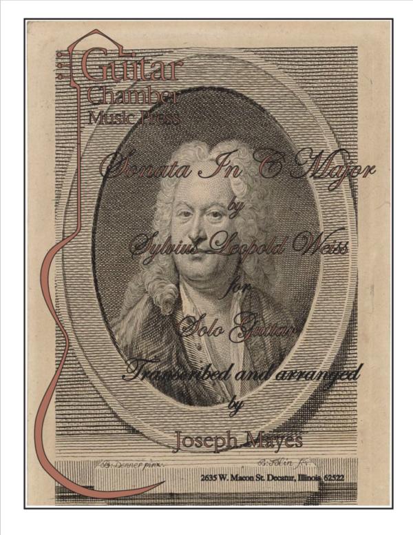Score of Sonata In C Major