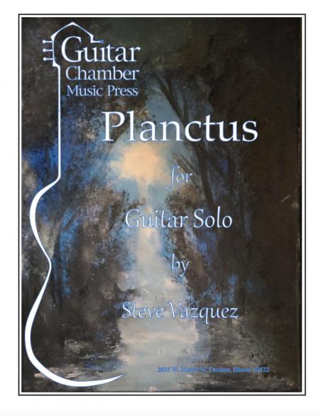 Cover of Planctus Score